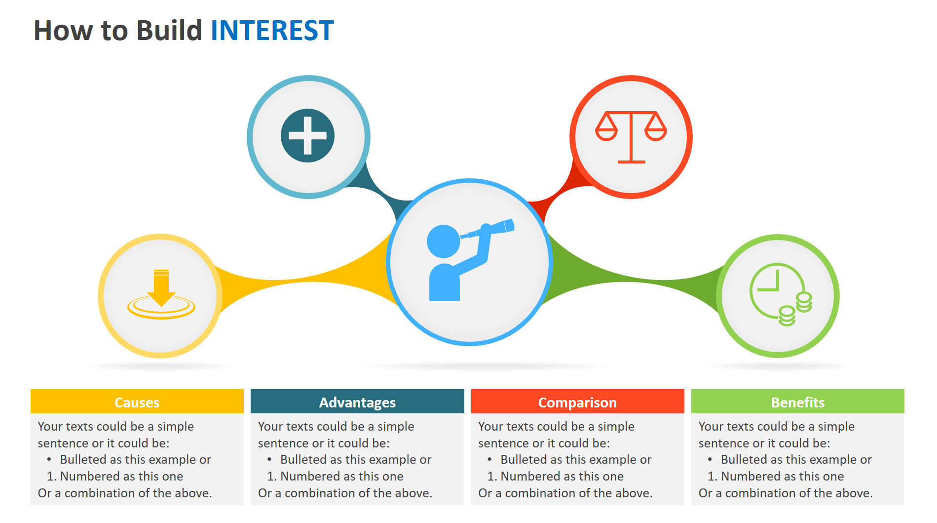 How to build interest