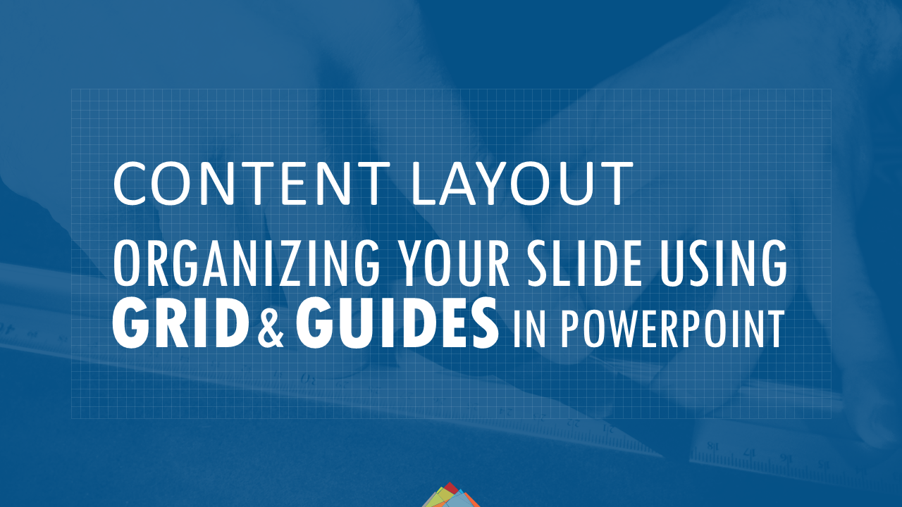 content layout in a PowerPoint slide