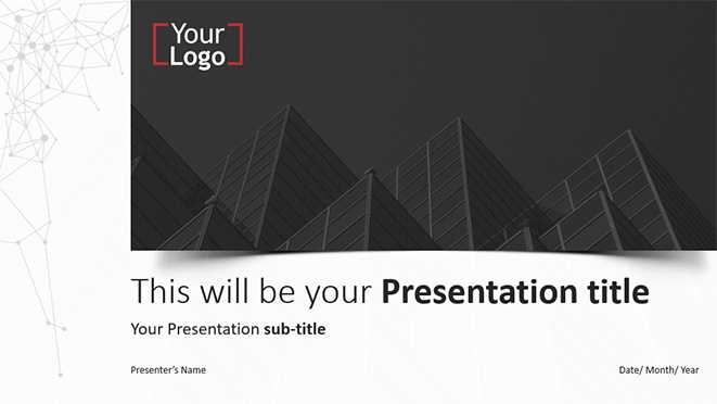 Logo in your Corporate PowerPoint template