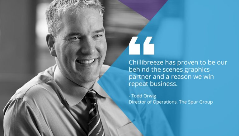 Chillibreeze is our Graphics Suppport Partner for PowerPoint, Todd Orwig
