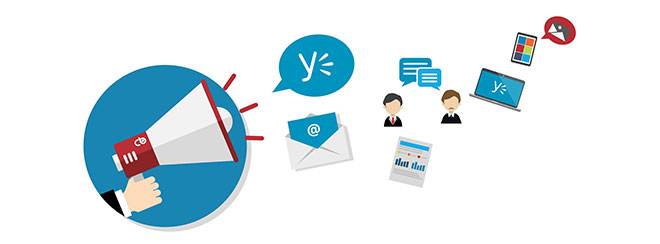 yammer : apps to make presentations quickly