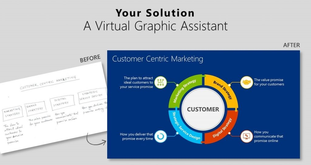 Your Virtual Graphic Assistant for PowerPoint