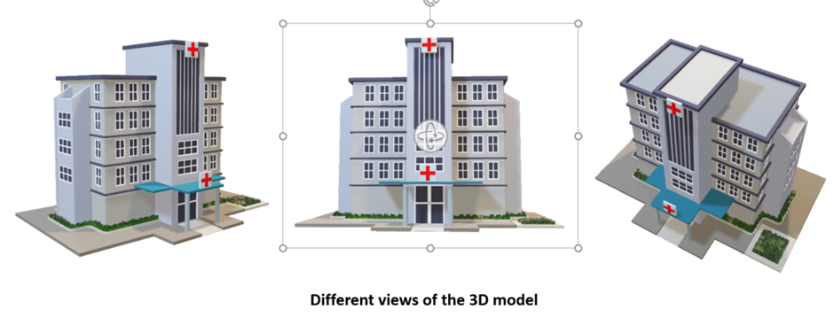 How to use the new 3d model feature in powerpoint however you will encounter a few limitations when using 3d models in powerpoint you cant edit 3d models within powerpoint at least not yet ccuart Choice Image