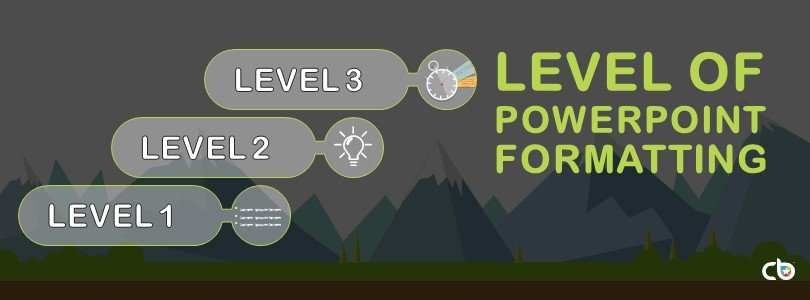 What Level of PowerPoint Formatting Does your Deck Need?