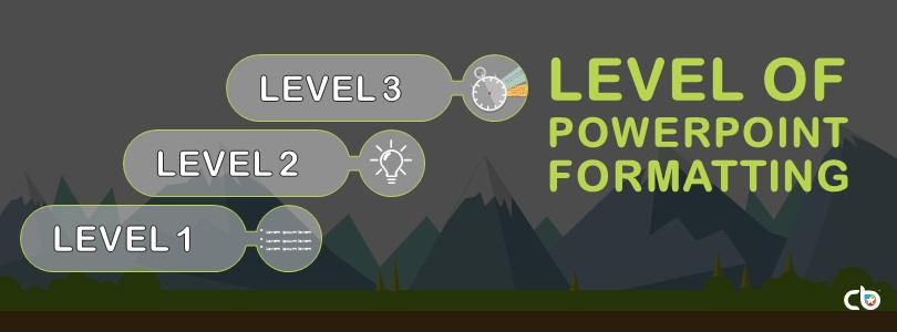 What Level of PowerPoint Formatting Does your Deck Need? [Infographic]