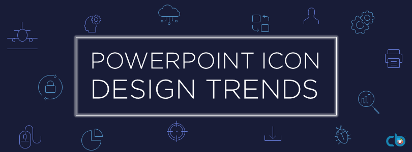 PowerPoint Icon Design Trends to Watch For in 2017 and Beyond